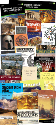 Ancient History and Literature curriculum