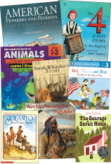 Exploration to 1850 2nd to 3rd grade supplement