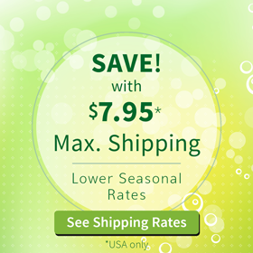 Save with $7.95 shipping!