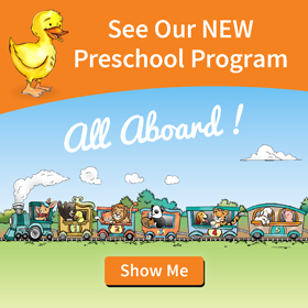 See Our NEW Preschool Program! All Aboard!