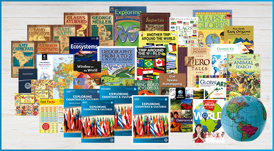 Homeschool Curriculum Package For ECC