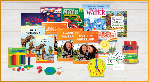 First Grade Homeschool Curriculum My Fathers World