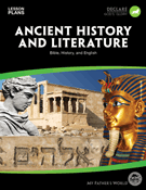 Ancient History and Literature teacher's manual