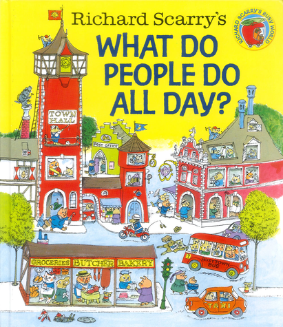Richard Scarry's What Do