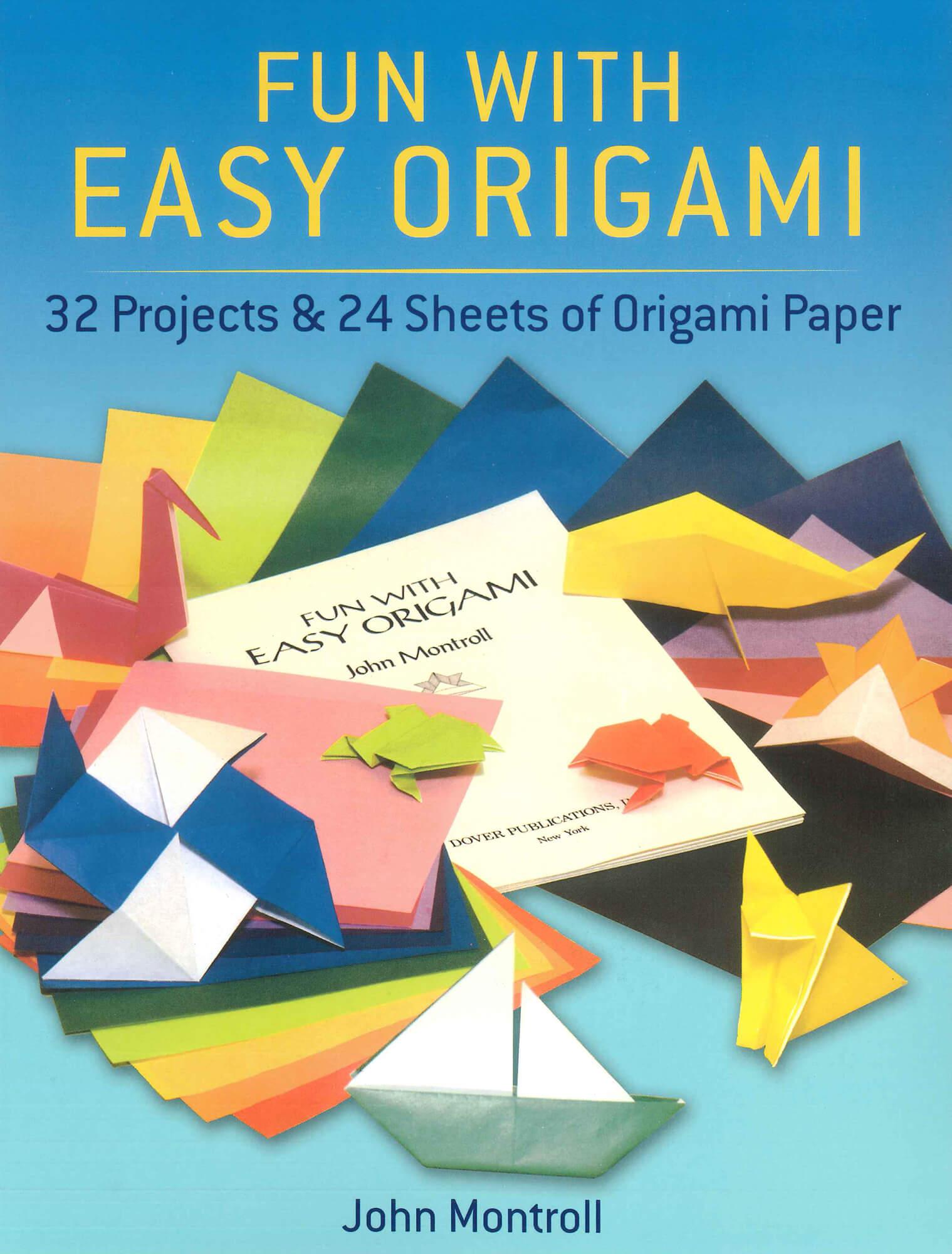 "Beginner Starter Bundle : Standard origami & ""Easy Origami ...   2000x1519"