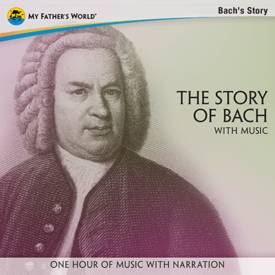 The Story of Bach with Music