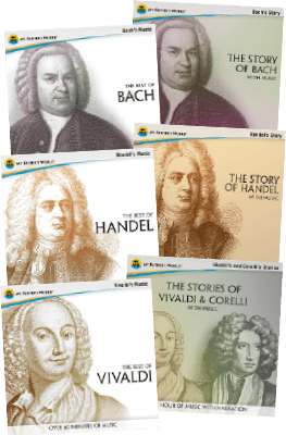 Introduction to Vivaldi, Bach,