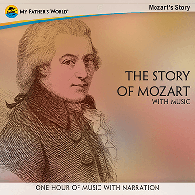 The Story of Mozart with Music
