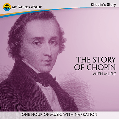 The Story of Chopin with Music