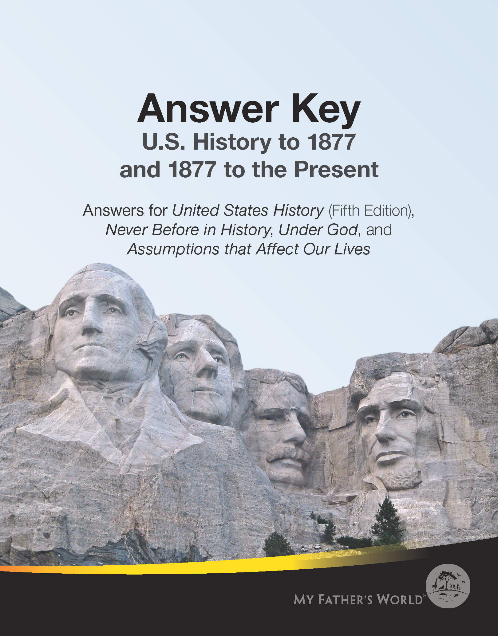 U S  History 1877 to the Present High School Package - 96400
