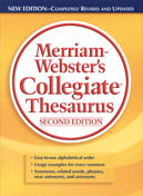 Collegiate Thesaurus,