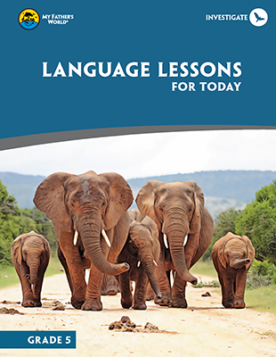 Language Lessons for Today: Grade 5