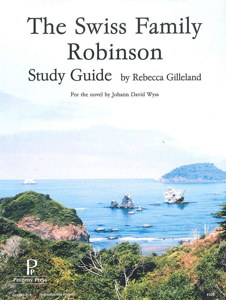 Study Guide The Swiss Family Robinson