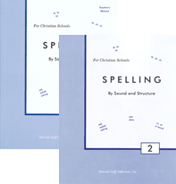 Spelling by Sound and Structure