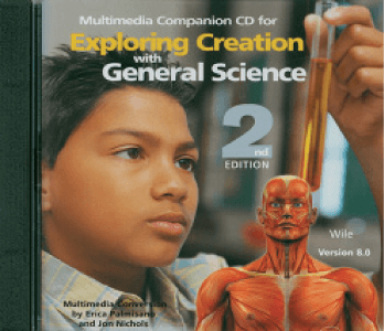 General Science Companion CD