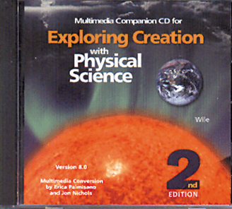 Physical Science Companion CD