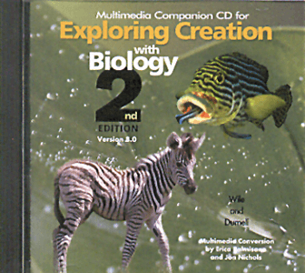 Biology Companion CD, Apologia