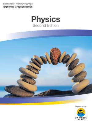 Physics, Daily Lesson Plans for Apologia 2nd Edition - 50032