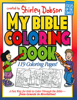 My Bible Coloring Book - 72309