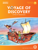Pre-K for 4s (and older 3s) - Voyage of Discovery