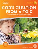 Kindergarten - God's Creation from A to Z