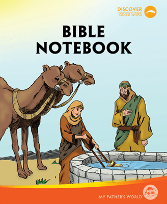 Bible Notebook for Learning