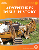 2nd or 3rd grade (Adventures in U.S. History)