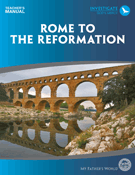 Rome to the Reformation