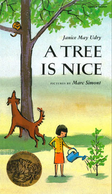 Image result for a tree is nice lesson plan