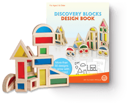 discovery blocks and design book